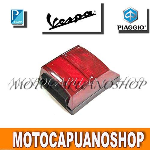GEMMA koplamp achter Vespa 125 PK S