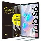 IVSO Templado Protector para Samsung Galaxy Tab S6 10.5 / Samsung Galaxy Tab S5E 10.5, Premium Cristal de Pantalla de Vidrio Templado para Samsung Galaxy Tab S6 SM-T860/T865 10.5 2019, 2 Pack