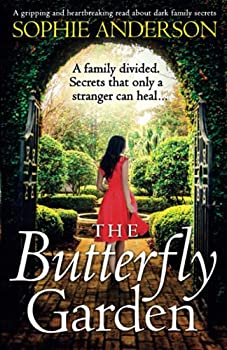 The Butterfly Garden  A gripping and heartbreaking read about dark family secrets