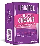 Lipograsil 15 Días Choque | Control de Peso | Metabolizador de Grasas | Tratamiento Intensivo |...