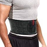 ORTONYX Premium Umbilical Hernia Belt for Men and Women / 6.25' Abdominal Binder...