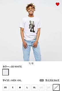 4XL オンライン UNIQLO kaws ユニクロ カウズ ut グラフィック Tシャツ verdy アンダーカバー エイプ シュプリーム