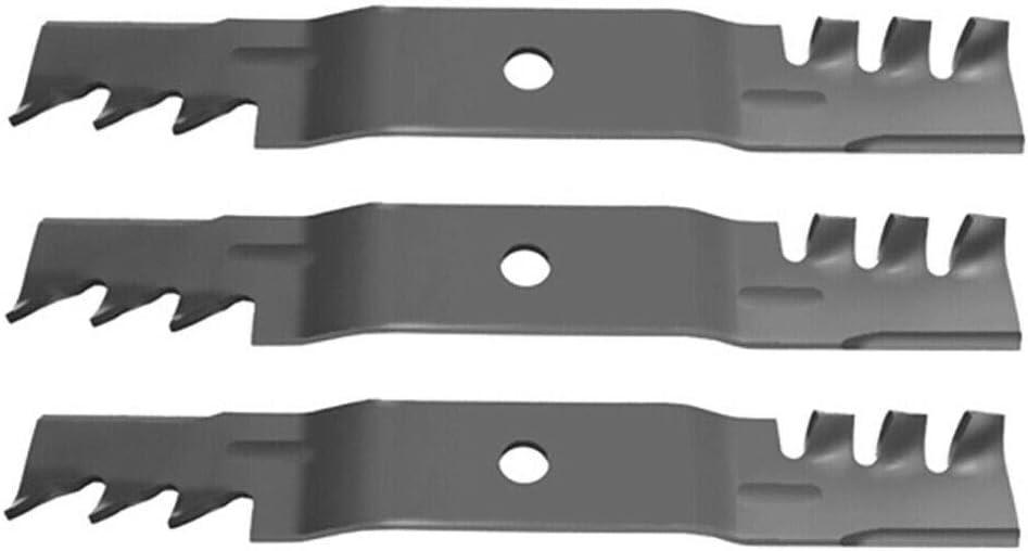 品質保証 Parts Three 3 12821 Replacement Deere Fits Rotary John Blades セール特価品