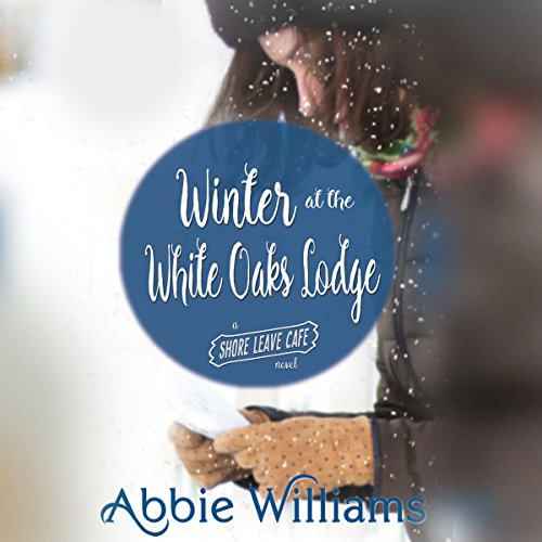 Winter at the White Oaks Lodge audiobook cover art