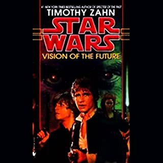 Star Wars: Hand of Thrawn, Book 2: Vision of the Future audiobook cover art