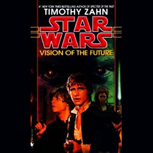 『Star Wars: Hand of Thrawn, Book 2: Vision of the Future』のカバーアート