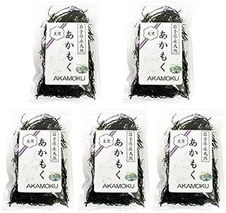 岩手県産天然 アカモク ギバサ 乾燥タイプ10g 5袋セット