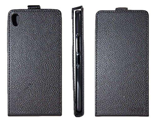 caseroxx Flip Cover für Archos Diamond S, Tasche (Flip Cover in schwarz)