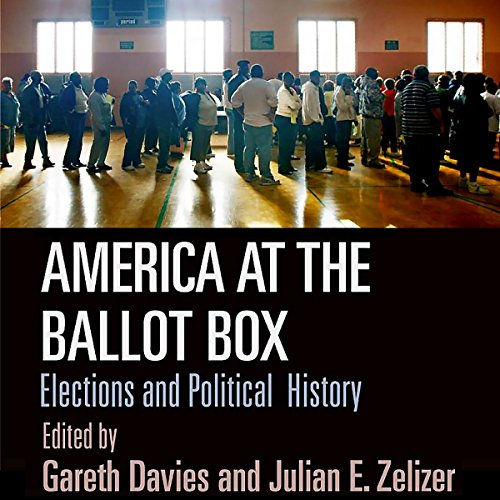 America at the Ballot Box audiobook cover art