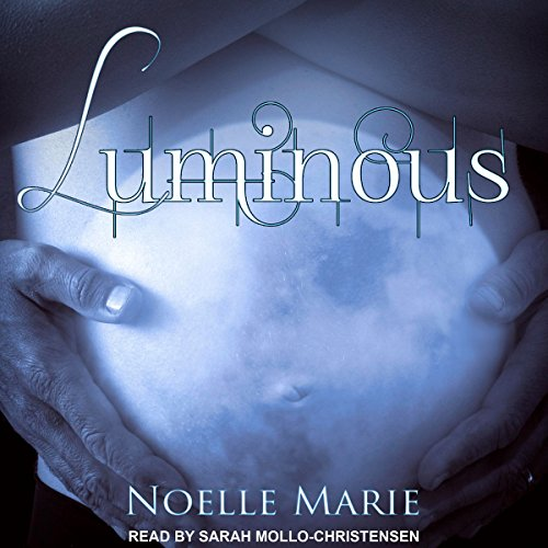 Luminous audiobook cover art