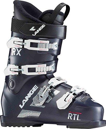 Lange - Chaussures De Ski RX W Rtl Femme - Femme - Taille 42 2/3 - Noir