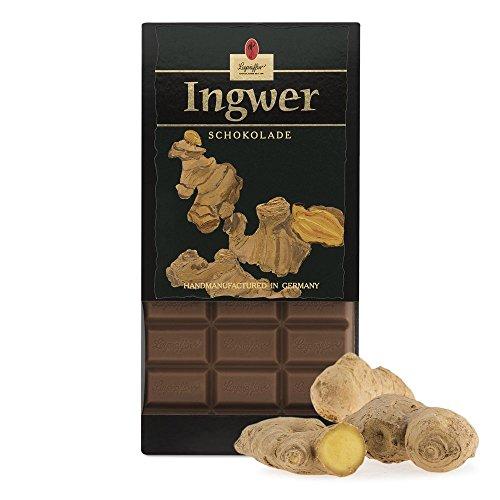 Leysieffer - Vollmilch Schokolade mit Ingwer