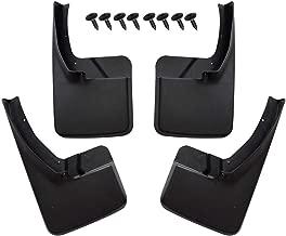 for Dodge Ram 1500 2500 3500 2009-2016 Without Fender Flares Car Mud Flaps Splash Guards Mudguard Mudflaps Kit