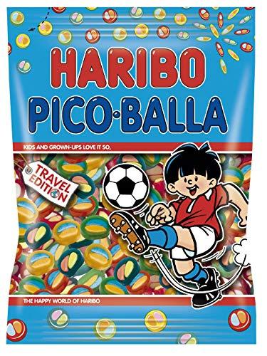 Haribo Pico-Balla 3 x 450g Travel Bags (1.35kg)