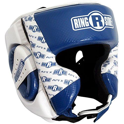 Rings Apex Headgear, Mixte, Ringside, Bleu/Blanc