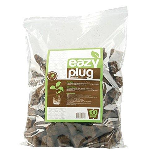 Cubes / Blocs de Propagation 100% Organique Eazy Gardening Plug (100x)