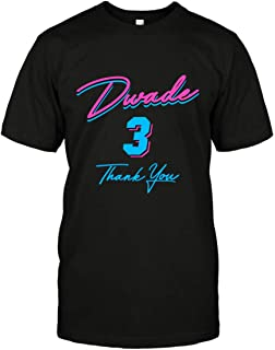 Dwyane-Wade-3 D-Wade Thank You T-Shirt