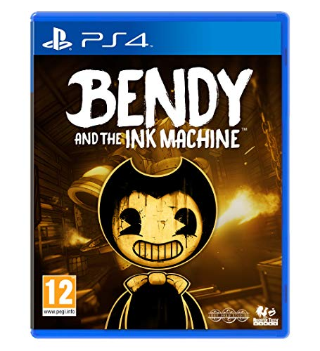 Bendy and the Ink Machine - PlayStation 4 [Importación inglesa]
