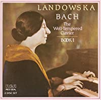 Bach: The Well-Tempered Clavier, Book 1 (2006-07-29)