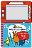 Zaubertafelbuch  Die Maus   12 Seiten