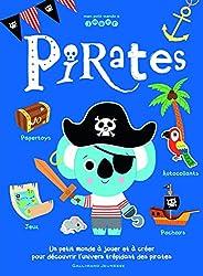 cahier d'activités pirate