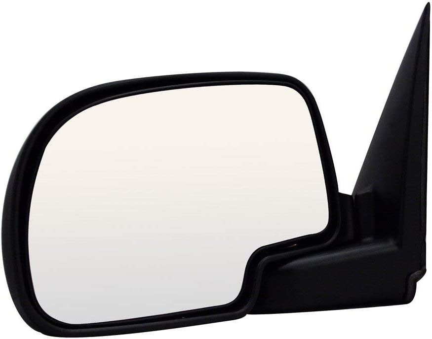 Roane Concepts Replacement Left Driver Side and//or Right Passenger Side Door Mirror for 1995-1998 Chevrolet Chevy Blazer Manual GM1320126, GM1321126 Non-Heated