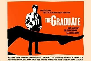 Best the graduate original movie poster Reviews