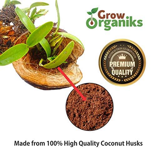 Grow Organiks Coconut Coir Pith