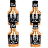 4 Pack Whisky Balloons, Whisky Mylar Balloons Decor Fit for Summer Party, Beer Festival, Birthday Party and More