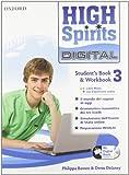 High spirits digital. Student's book-Workbook-Mydigitalbook 2.0. Per la Scuola media. Con espansione online: High spirits digital. ... la Scuola media. Con espansione online: 3: Vol. 3 (Copertina flessibile)