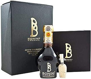 Bonini Traditional Balsamic Vinegar Of Modena PDO, Aged In 25 Year Old Barrels, 100 ml