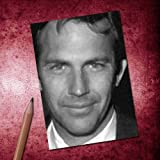 Seasons KEVIN COSTNER - ACEO Sketch Card (Signed by the