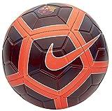 Nike FC Barcelona Strike Ballon de Football Mixte Adulte, Night Maroon/Hyper Crimson/Hyper Crimson, 5