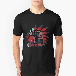 Monster Hunter Rathalos Slim Fit TShirtT shirt Hoodie for Men, Women Unisex Full Size.