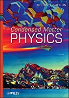Condensed Matter Physics by Michael P. Marder(2015-01-07)