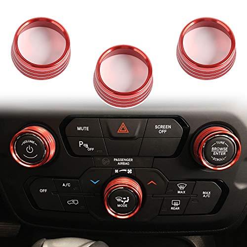 jeep air conditioner knob - 5