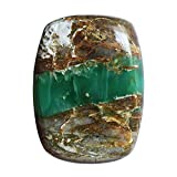 Nuovi arrivi Naturale Utah Verde Variscite Cabochon, Dimensioni 32X24X7 MM, Gioielleria Gemstone AG-5747
