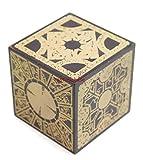 Hellraiser Puzzle Box Lemarchand Solid Wood Lament Le' Marchant Props