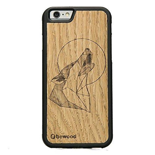 BeWood ip6plus de wilkdab Wild Roble Protectora Apple iPhone 6/6s Plus