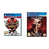 Capcom Street Fighter V Edicion estandar + BANDAI NAMCO Entertainment Iberica Tekken 7 Standard Edition