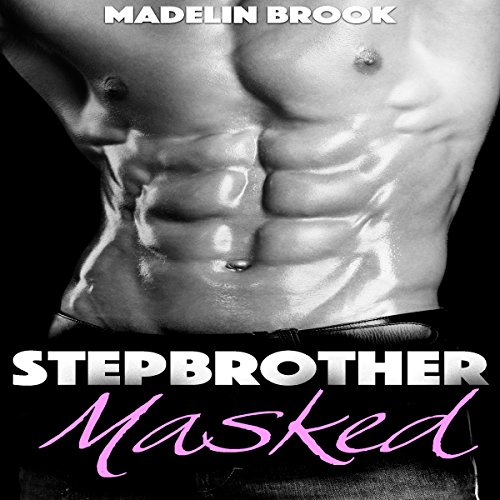 Stepbrother Masked audiobook cover art