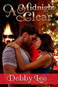 A Midnight Clear: An Inspirational Christmas Romantic Suspense (Christmas in Meriwether County Book 2) by [Debby Lee, Rae Monet]
