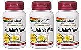 St. John's Wort - Hiperico 300mg 60 veg caps (Pack 3 u.)