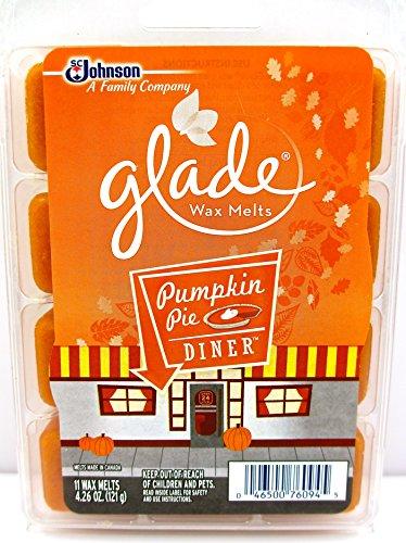 Glade Pumpkin Pie Diner 11 Count Wax Melts - Retired Scent