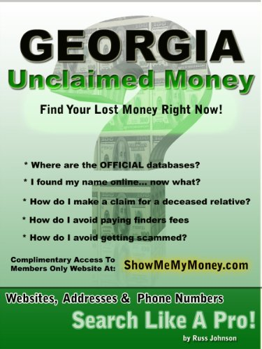 How To Check For Unclaimed Money In Georgia