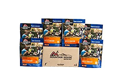 Mountain House Rice & Chicken 6-Pack