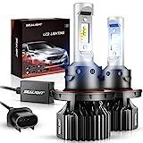 Best Headlight Bulbs - SEALIGHT H13/9008 LED Bulbs, Super Bright LED Bulbs Review