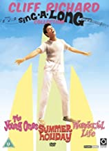 Cliff Richard Sing-a-Long Collection: The Young Ones, Summer Holiday, Wonderful Life (UK import, Region 2 PAL format)