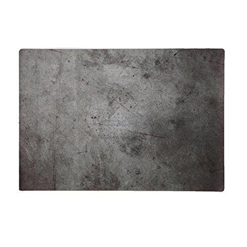 NessHome Neoprene Non-Slip Multi Purpose Desk Pad, 25'x17' (Concrete)