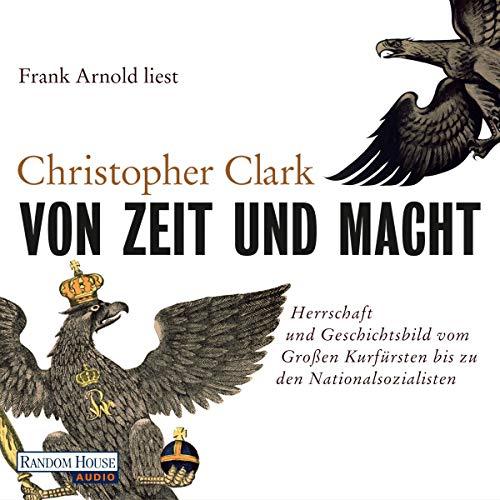 Von Zeit und Macht audiobook cover art